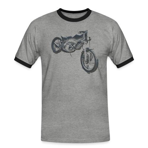 bike (Vio) - Men's Ringer Shirt
