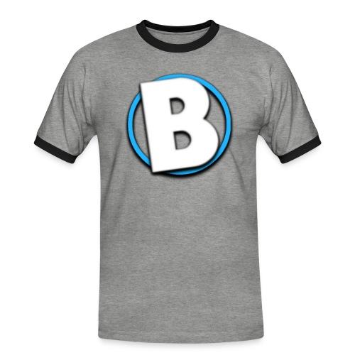 Bumble Logo - Men's Ringer Shirt