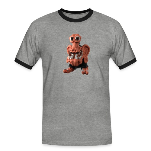 Very positive monster - Men's Ringer Shirt