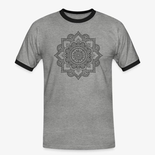 Mandala - Men's Ringer Shirt