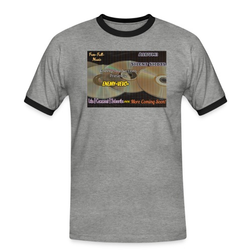 Enemy_Vevo_Picture - Men's Ringer Shirt