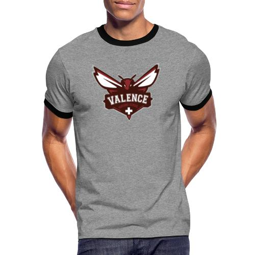 VALENCE ADHESIF 17-50 - T-shirt contrasté Homme