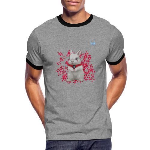 Chic Bunny - Men's Ringer Shirt