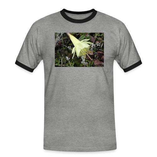 Naturaleza - Camiseta contraste hombre