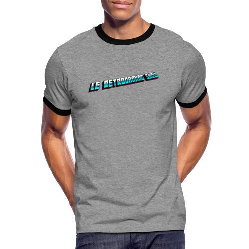 RGS - T-shirt contrasté Homme
