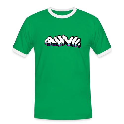 AHVII | Get Spacey - Mannen contrastshirt