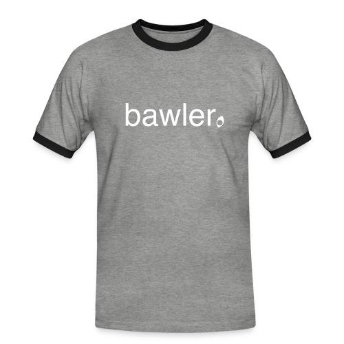 bawler - Männer Kontrast-T-Shirt