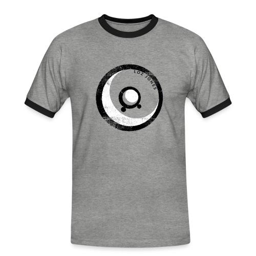 Loz Speaker Logo - Men's Ringer Shirt