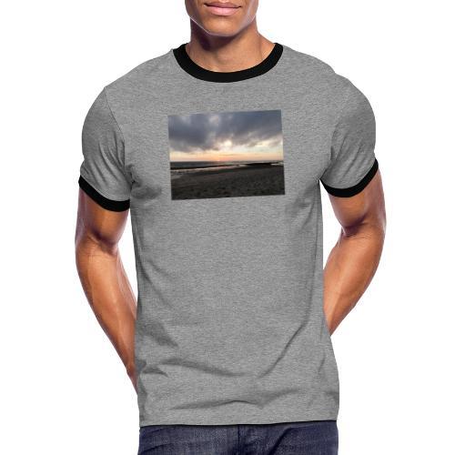 Mare - Maglietta Contrast da uomo