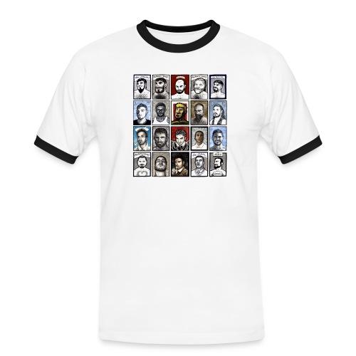 ACEO - Maglietta Contrast da uomo