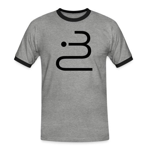logobottega - Maglietta Contrast da uomo