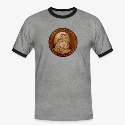 KIM Token - T-shirt contrasté Homme