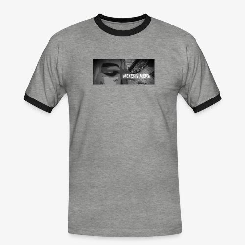Meyer's Merch Official - Herre kontrast-T-shirt