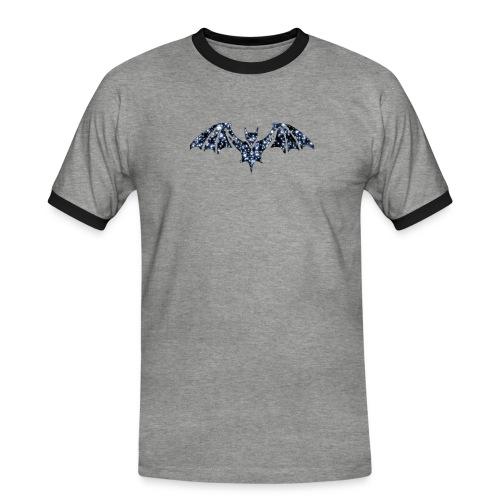 Galaxy BAT - Men's Ringer Shirt