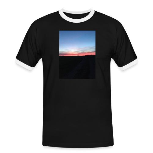 late night cycle - Men's Ringer Shirt