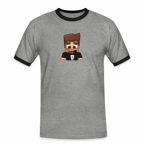 DayzzPlayzz Shop - Mannen contrastshirt