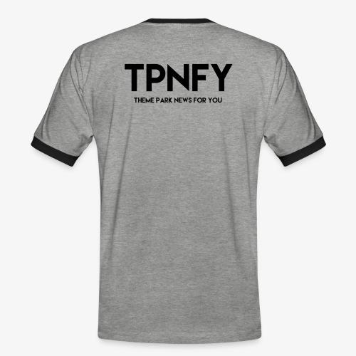 TPNFY - Men's Ringer Shirt