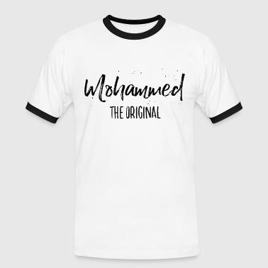 Mohammed - Männer Kontrast-T-Shirt