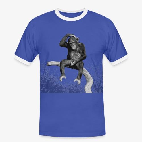 Monkey Music - Men's Ringer Shirt