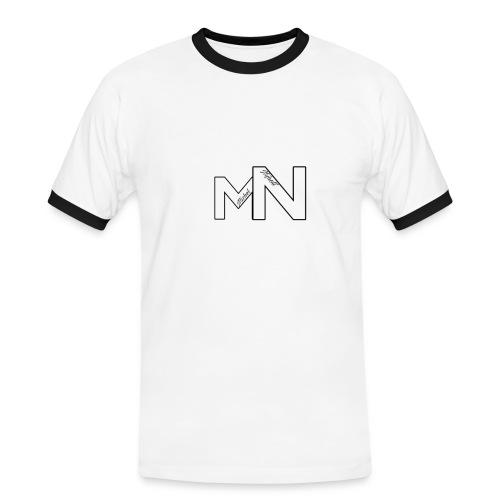 michel nijholt merch - Mannen contrastshirt