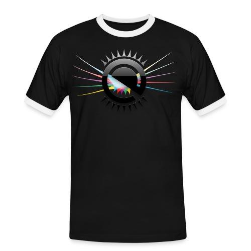 log efr - T-shirt contrasté Homme