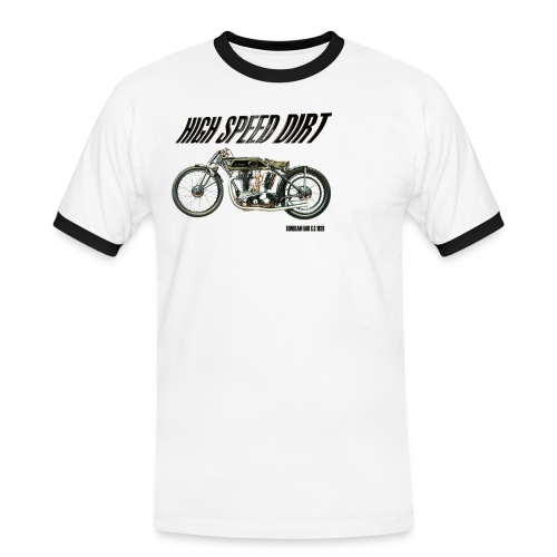 sunbeam 500cc buena - Camiseta contraste hombre