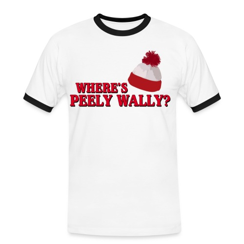 Peely Wally - Men's Ringer Shirt
