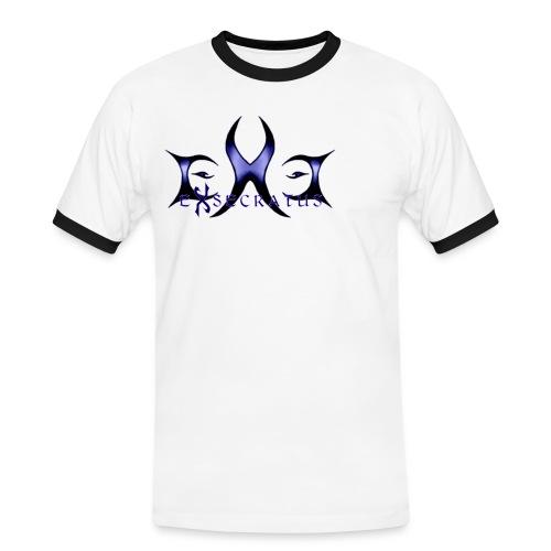 exe logo - Miesten kontrastipaita