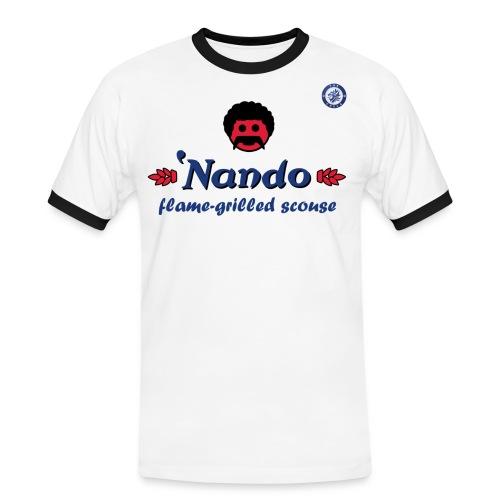 nandosblue - Men's Ringer Shirt