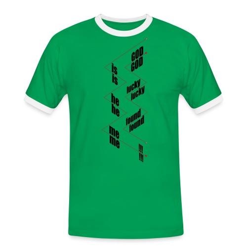 G.I.L.H.F.M. - Mannen contrastshirt