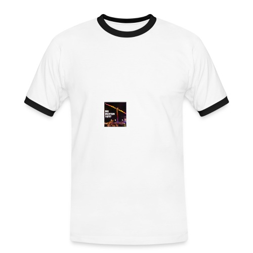 fun fair buzzin - Men's Ringer Shirt