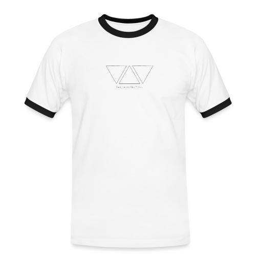 Designed by Filip Plonski - Men's Ringer Shirt