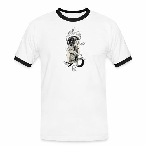 SMART GRAFF - Men's Ringer Shirt
