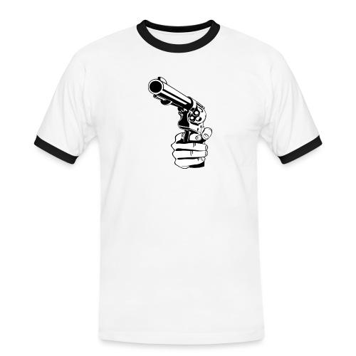 pray for you - T-shirt contrasté Homme