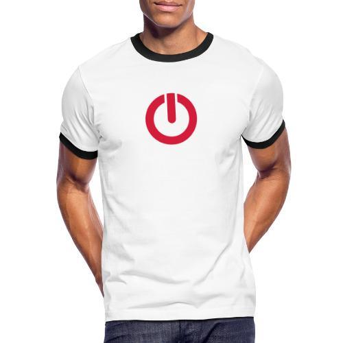 off - Men's Ringer Shirt