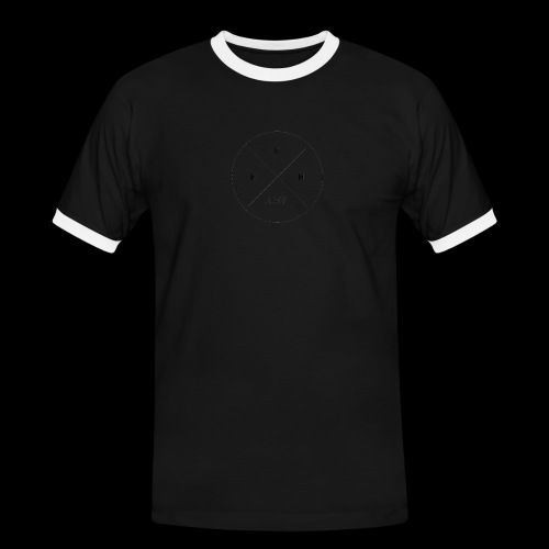 2368 - Men's Ringer Shirt
