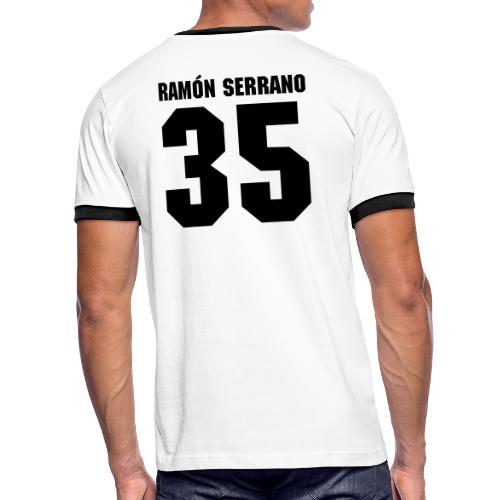 Ramon Serrano (fronte n. 3) - Maglietta Contrast da uomo