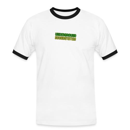 unbenannt1 kopie - Männer Kontrast-T-Shirt