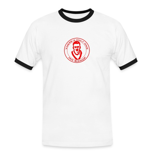 Bishop png - Men's Ringer Shirt