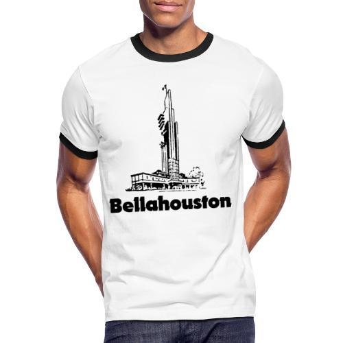 Bellahouston Tate Tower - Men's Ringer Shirt