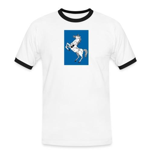 Danse équestre - T-shirt contrasté Homme