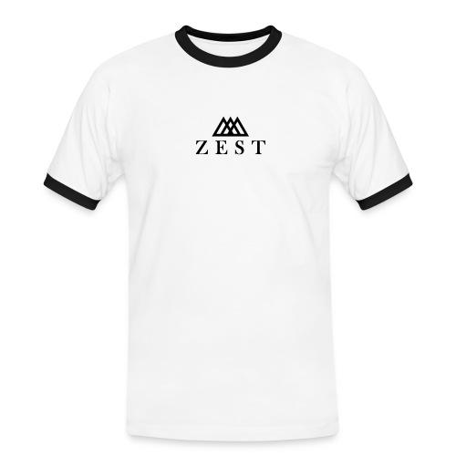 ZEST ORIGINAL - Men's Ringer Shirt