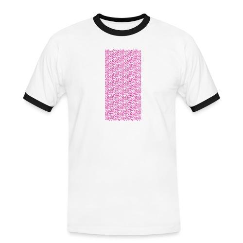 Fluo Sghiribizzy - Maglietta Contrast da uomo