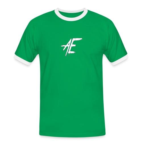 AsenovEren - Mannen contrastshirt