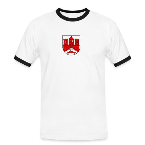 Wernigerode - Männer Kontrast-T-Shirt