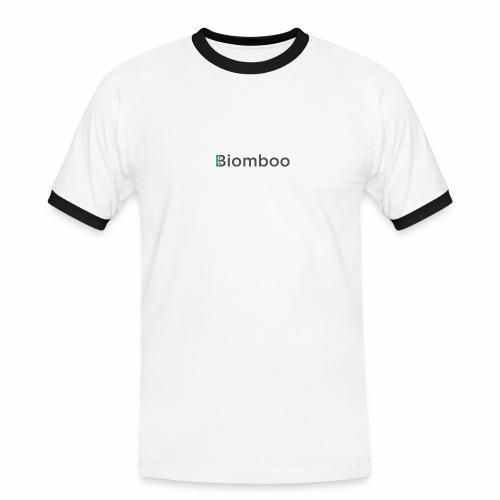 Biomboo Charcoal - Men's Ringer Shirt