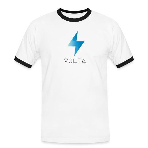 Volta (XVT) - Männer Kontrast-T-Shirt