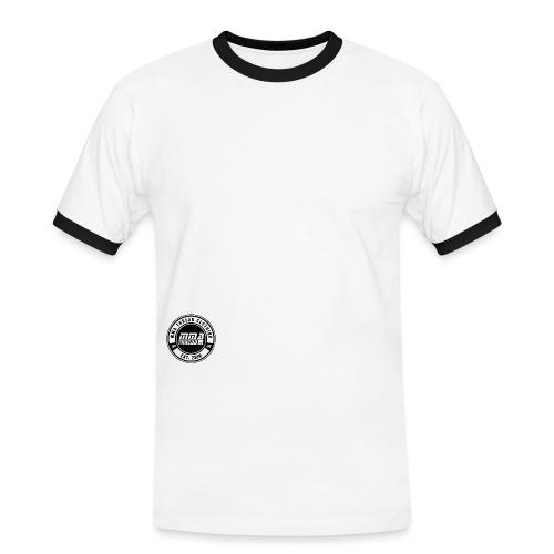 MMA Clothing Black png - Men's Ringer Shirt