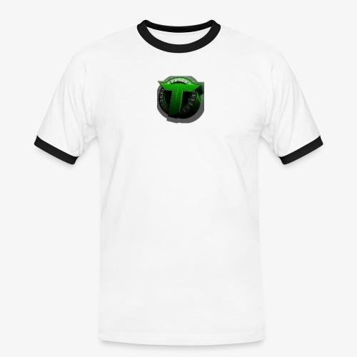 TEDS MERCHENDISE - Kontrast-T-skjorte for menn