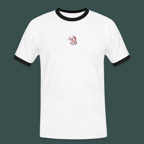 tigz - Männer Kontrast-T-Shirt